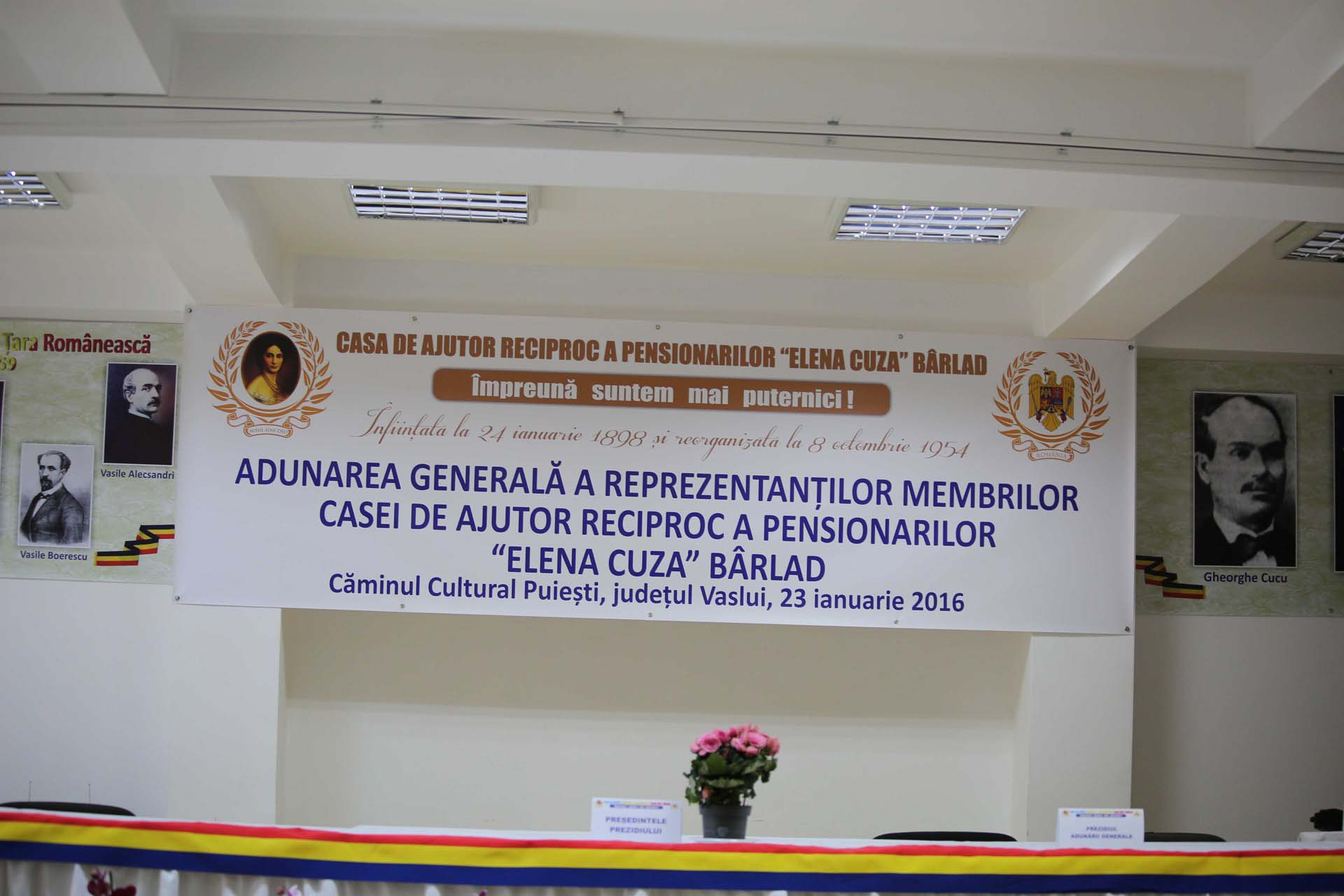 Adunarea generala anuala 2016