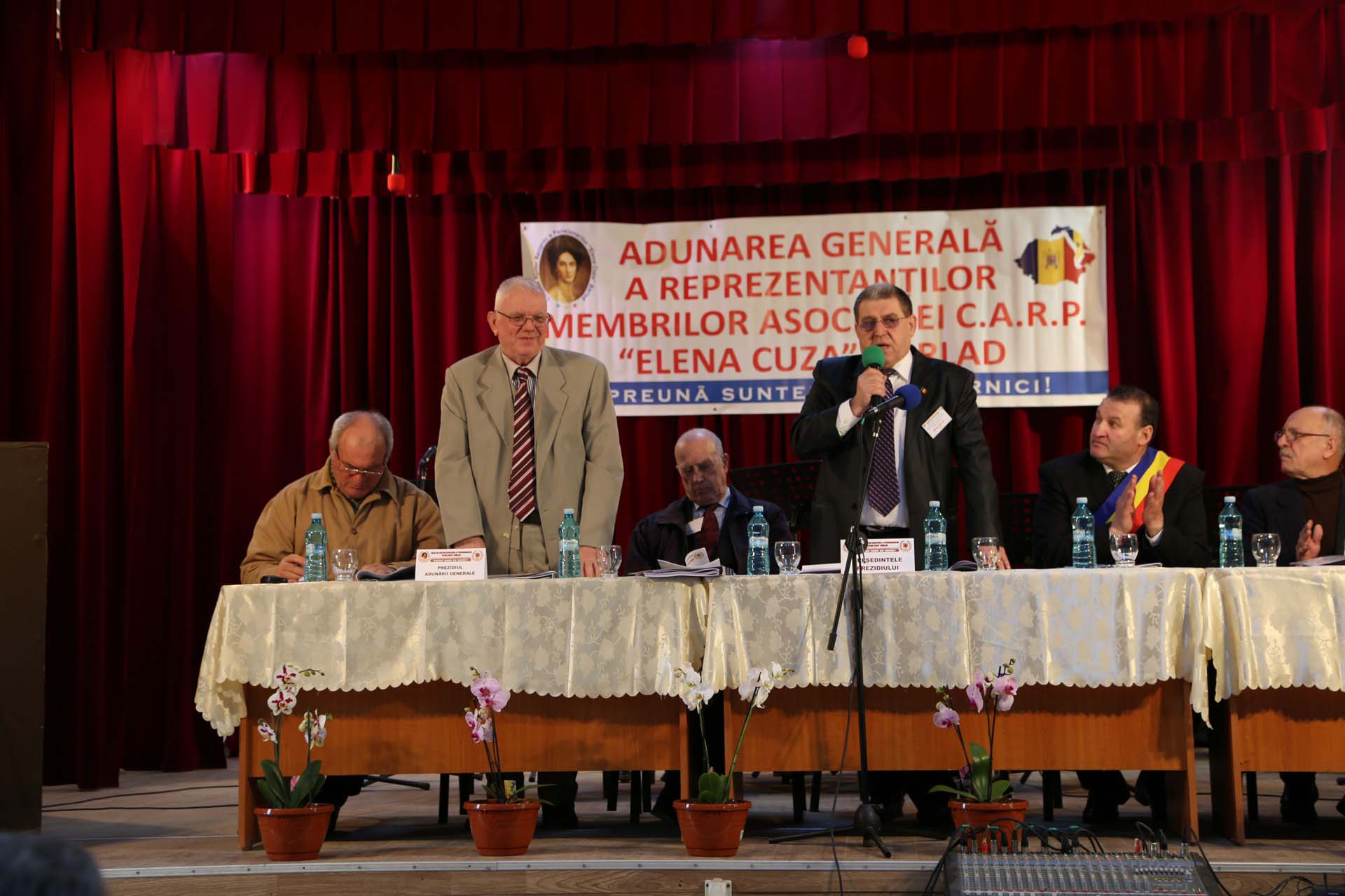 Adunarea generala anuala 2015