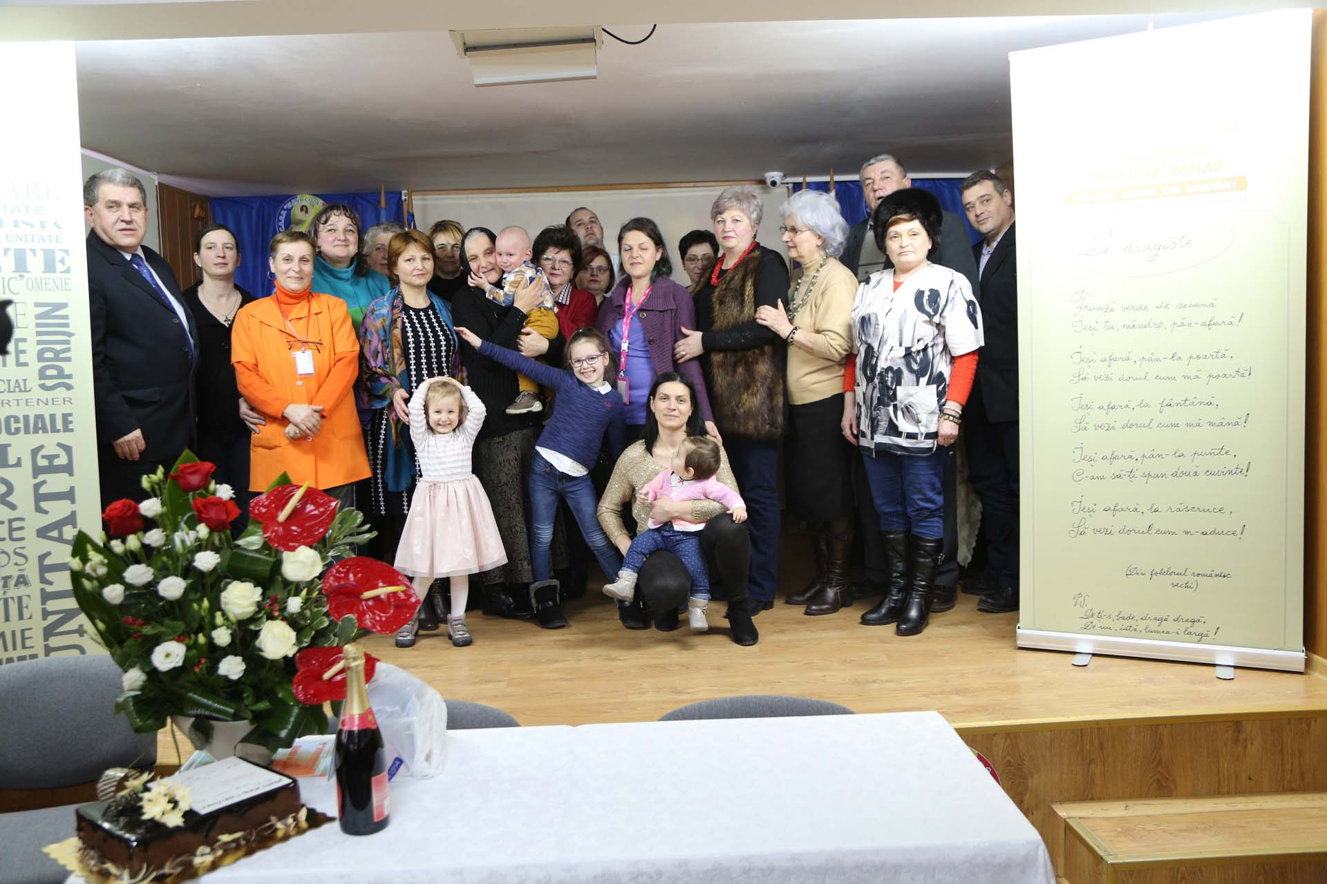 Festivitate de pensionare - Livia Pavel