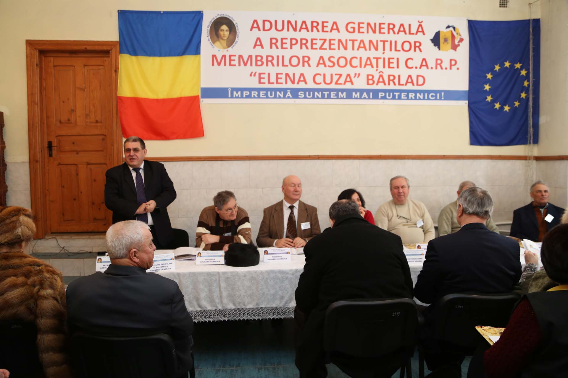 Adunarea generala anuala 2014