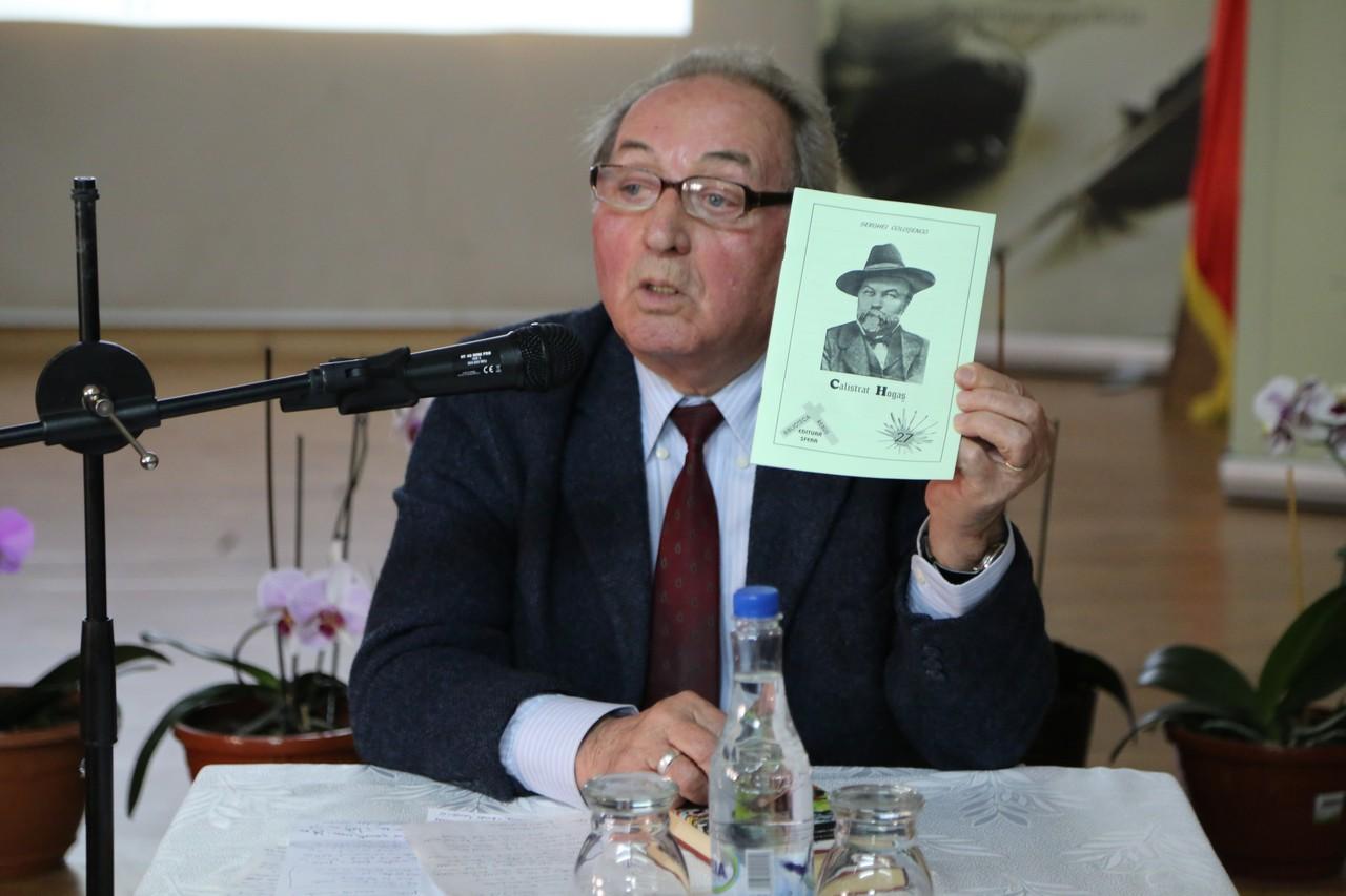 Conferință Calistrat Hogaş & Aniversare 65 ani Georgeta Lăcătuș